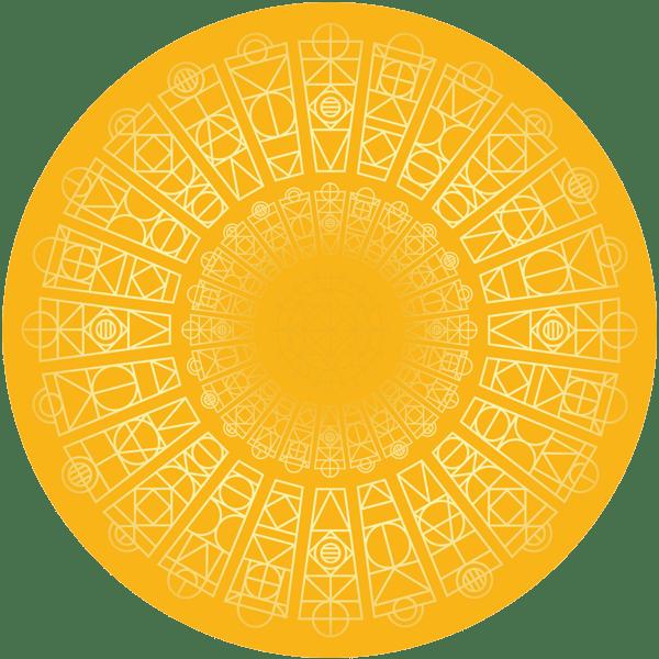 White Gold Clip