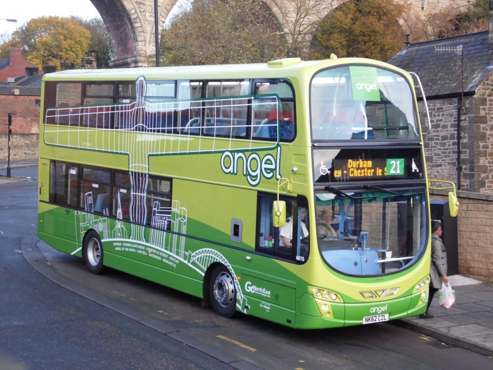 Durham Bus Update 01/01/13 (5/6)