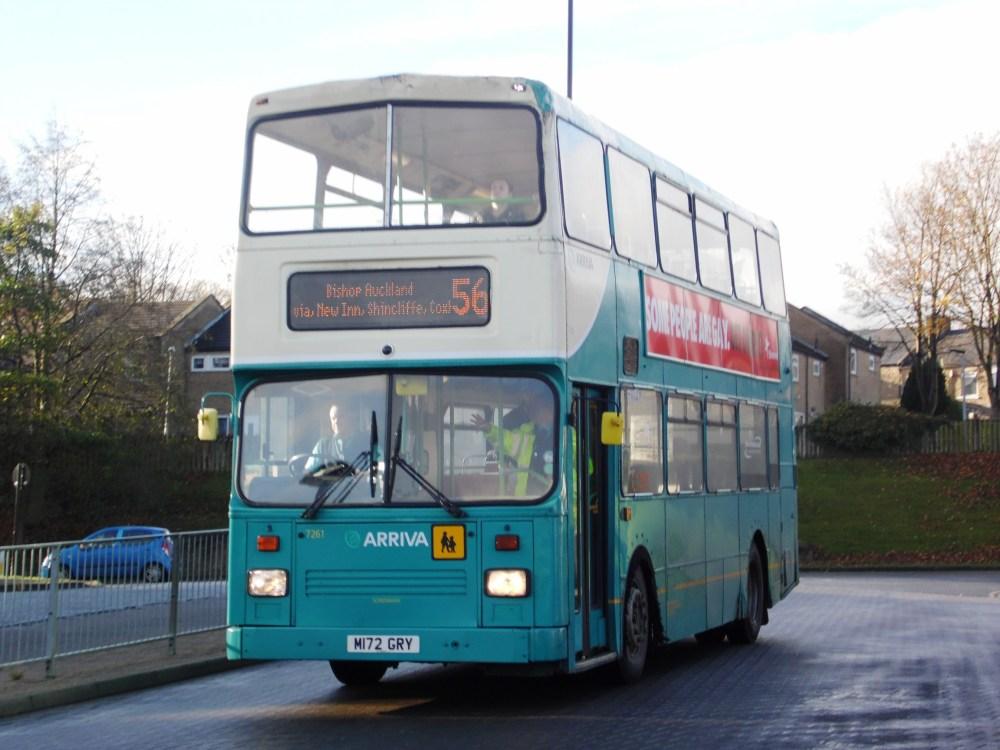 Durham Bus Update 01/01/13 (2/6)