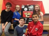 St. Bernadettes Robotics Team compete in Provincial LEGO ...