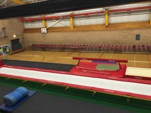 Durham City Gymnastics Club Hall