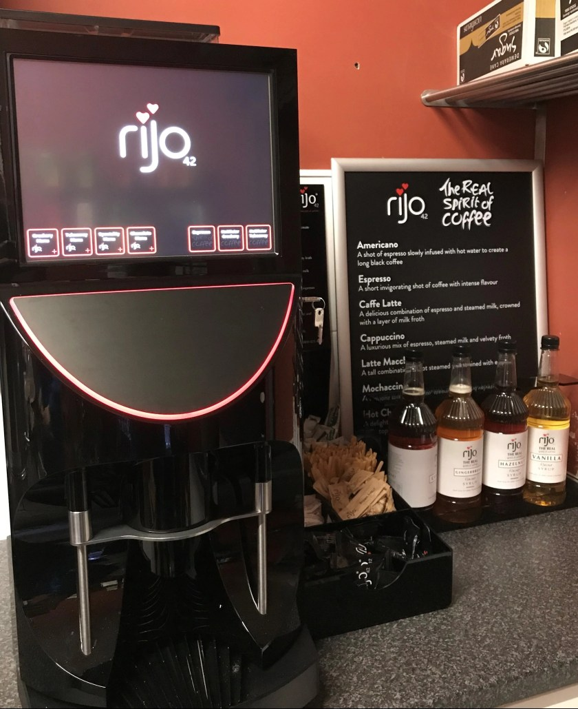 rijo coffee machine