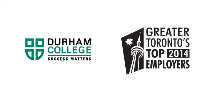 DC named one of Greater Toronto's Top Employers for 2014
