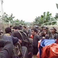 VIDEO: New Peoples Army vs ARMED FORCES OF THE PHILIPPINES, Compostela Valley, Davao Region