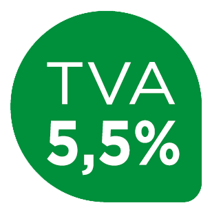 TVA 5,5% Durieux Fermetures