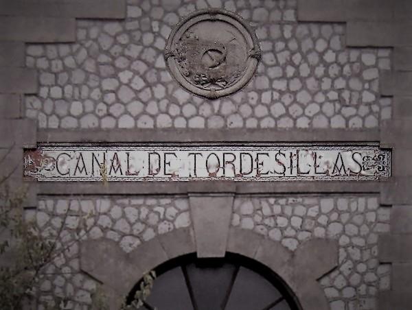 CANAL DE TORDESILLAS I: Desde Torrepesquera a Tordesillas