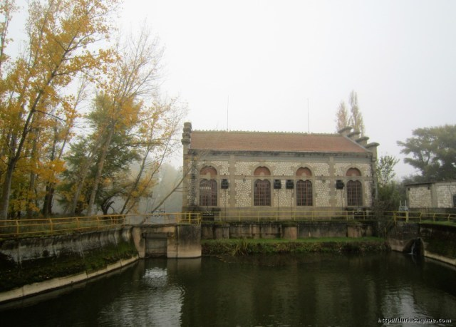 Durius Aquae, estación de bombeo del canal de Tordesillas