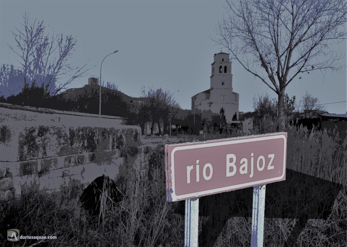 El Bajoz, otro río moribundo