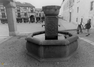 Fuente en Peñaranda de Duero
