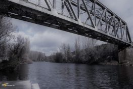 Un puente de adorno