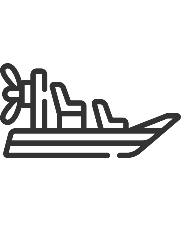 UHMW Airboat Icon