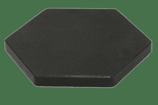 UHMW Enhanced Black Dry Glide 912