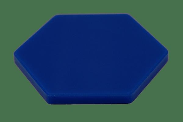 UHMW Enhanced Blue Wear 588