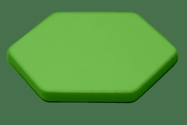 UHMW Enhanced GF Green