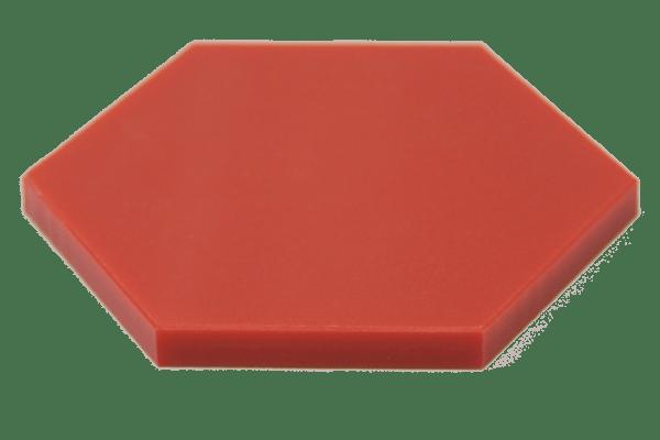 UHMW Enhanced Red 385