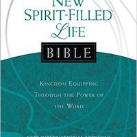 Book Review: NIV New Spirit-Filled Life Bible, by Jack Hayford (Executive Editor)