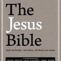 Book Review: The Jesus Bible, by Zondervan