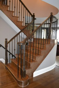 Photo Gallery  Hardwood flooring and staircase recapping ...