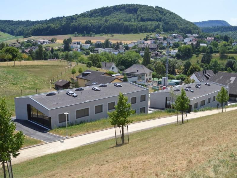 Schulheim Effingen