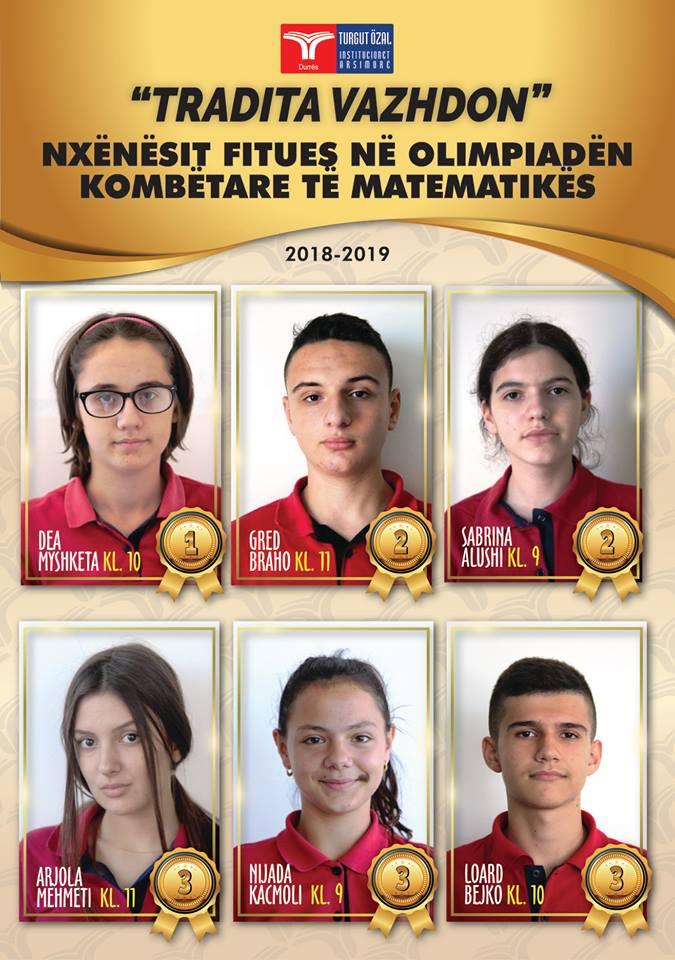 Olimpiada Kombëtare e Matematikës