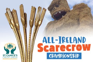 All-Ireland Scarecrow Championship Awards Ceremony 2019