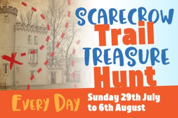 Scarecrow Trail Treasure Hunt