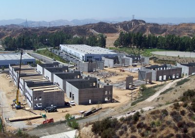 Panelized Roof Construction: