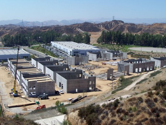 Panelized Roof Construction