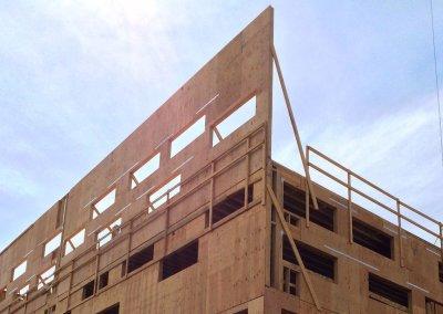 Sony Studios, New Office Building Construction:
