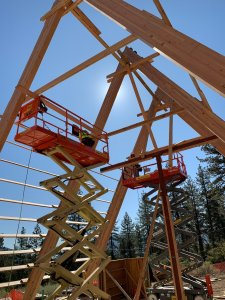 GSGLA Camp Lakota new construction
