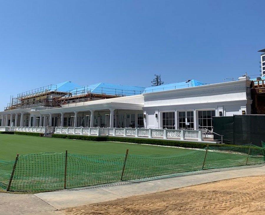 LA Country Club renovation