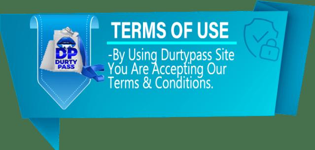 Terms Of Usage (Durtypass.com)