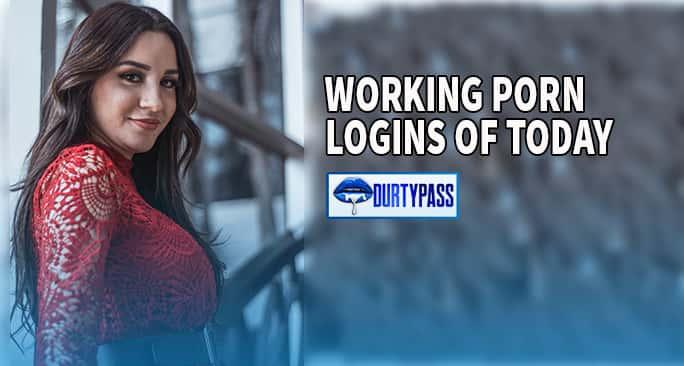 Working Porn Accounts & Passwords Including Bangbros