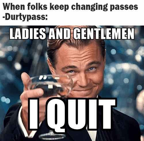 Best I Quit Meme│Leonadro Leave Work Meme