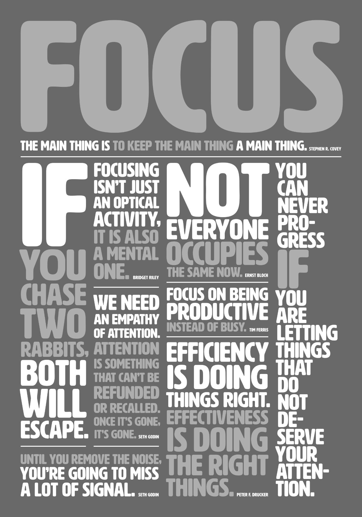 Motto Posters