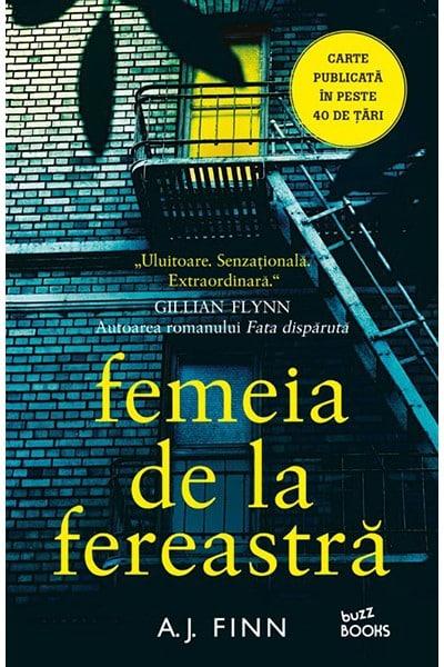 FEMEIA DE LA FEREASTRA