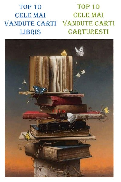 top libris, top carturesti