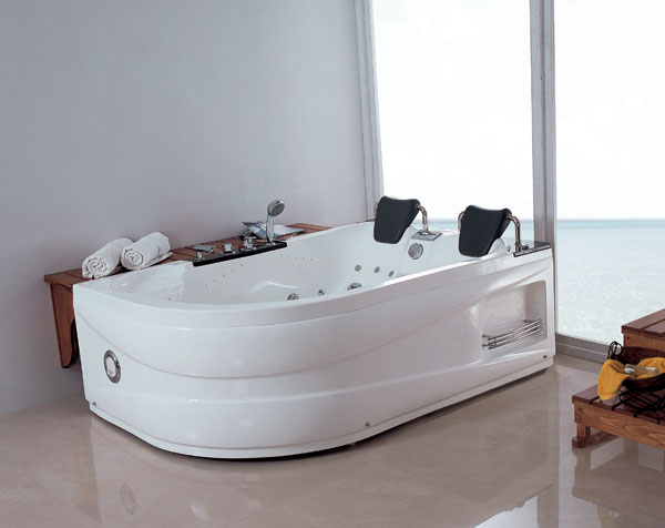 Whirlpool, Badewanne, Indoor, Whirlwanne, Eckwanne  Ebay