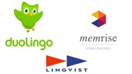 duolingo lingivst memrise online ucenje