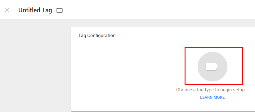 google tag manager gtm add new tag 2