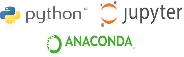 anaconda jupyter python data science
