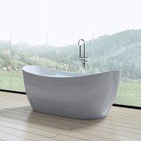 doporro Freistehende Design Badewanne Vicenza502 ...