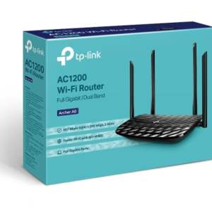 TP-Link Wi-Fi Router Archer A6 User Manual / Guide