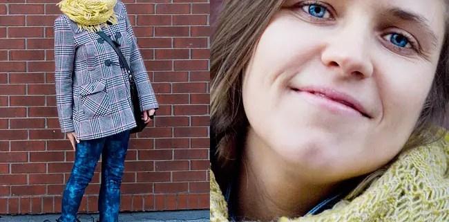 DIY: Tie-Dye Bleached Jeans
