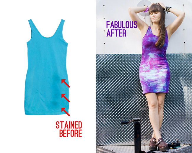 How to Remove Tie Dye from Skin   FaveCrafts.com