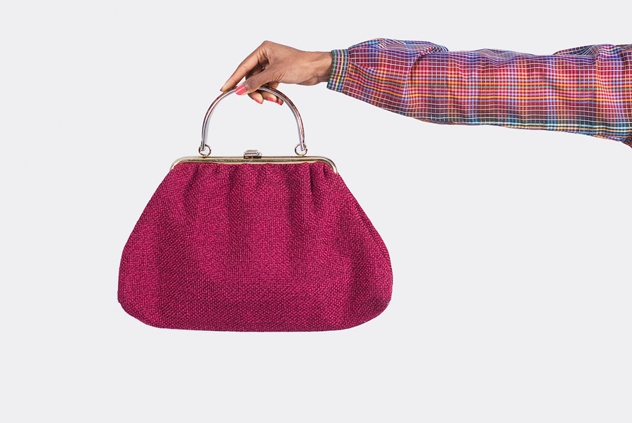 Color Therapy: Vintage bag (Collaboration With FripeFabrique)