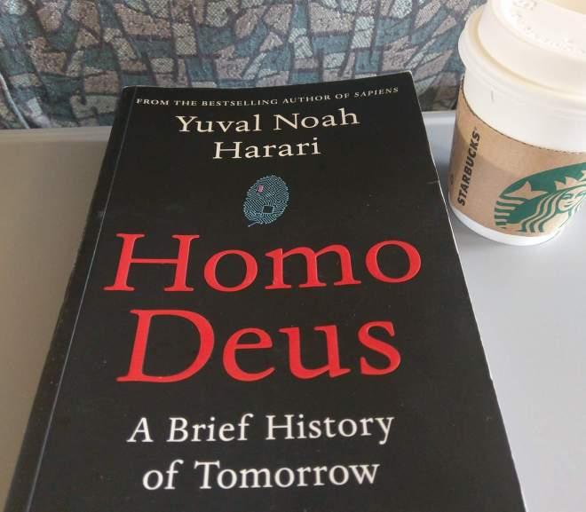 Homo Deus 從智人到神人