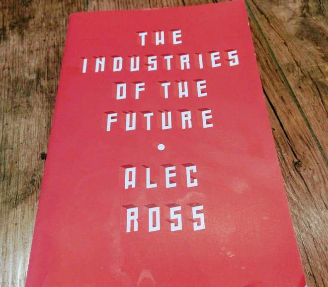 The Industries of the Future 未來產業