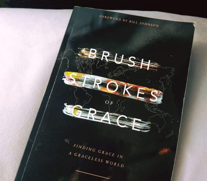 Brush strokes of grace 恩典的痕跡