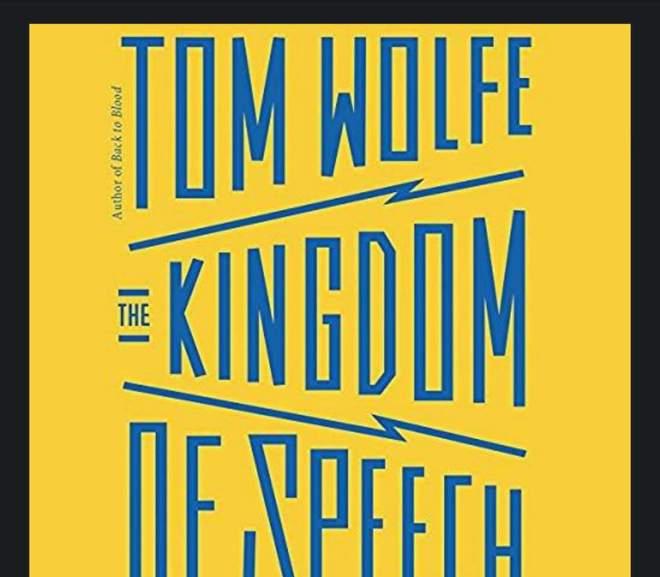 The kingdom of speech 語言王國